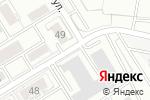 Схема проезда до компании Сытный двор в Екатеринбурге