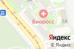 Схема проезда до компании Столы и стулья в Екатеринбурге