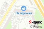 Схема проезда до компании КапиталСтрой в Екатеринбурге