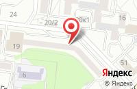 Схема проезда до компании Меркурий в Екатеринбурге