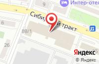 Схема проезда до компании Русская Электротехническая Компания в Екатеринбурге