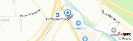 Модная детская одежда на карте Екатеринбурга