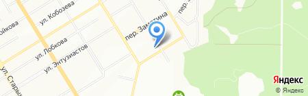 БИГ на карте Екатеринбурга
