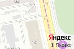 Схема проезда до компании ЭнергоПромГрупп в Екатеринбурге