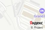Схема проезда до компании Aston в Екатеринбурге
