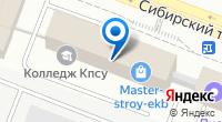 Компания НВ-Софт на карте