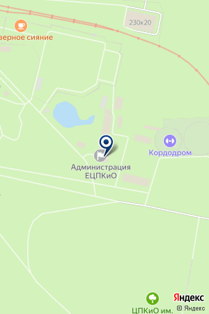 Маугли-Парк на карте Екатеринбурга