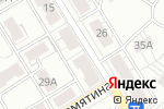Схема проезда до компании Эхо в Екатеринбурге