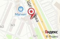 Схема проезда до компании Покб в Екатеринбурге