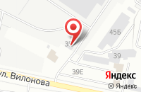 Схема проезда до компании Уральский Центр Инновационных Образовательных Технологий в Екатеринбурге