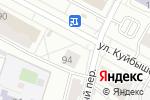 Схема проезда до компании СЛЕДИ ЗА АВТО в Екатеринбурге