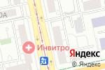 Схема проезда до компании Мария в Екатеринбурге