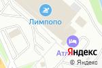 Схема проезда до компании Венеция в Екатеринбурге