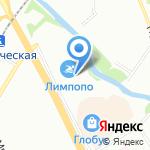 Зона повышенного комфорта на карте Екатеринбурга