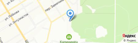 Специальная (коррекционная) общеобразовательная школа-интернат №89 для обучающихся воспитанников с ограниченными возможностями здоровья на карте Екатеринбурга