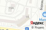 Схема проезда до компании Ломбард Восход в Екатеринбурге