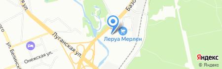 1000 и 1 печь на карте Екатеринбурга