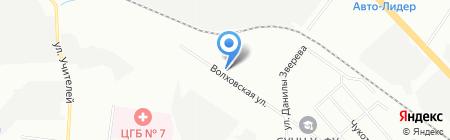DokaMebel на карте Екатеринбурга