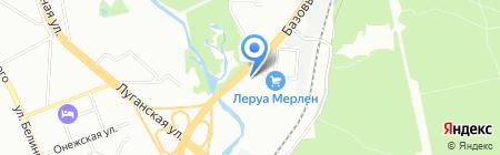 СТРОЙ СЕРВИС на карте Екатеринбурга