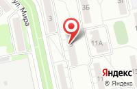 Схема проезда до компании Кофемашина в Екатеринбурге