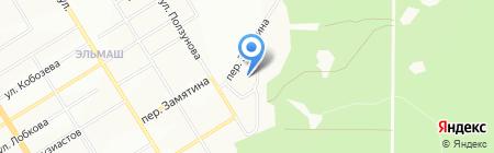 Детский сад №76 на карте Екатеринбурга