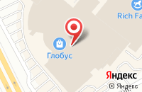 Схема проезда до компании Vintage в Екатеринбурге