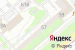 Схема проезда до компании ПЕРВЫЙ ФЕРМЕРСКИЙ в Екатеринбурге