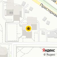 Световой день по адресу Россия, Свердловская область, Екатеринбург, ул. Просторная, 85