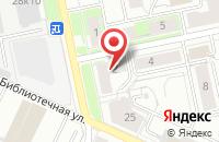 Схема проезда до компании Фаст в Екатеринбурге