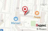 Схема проезда до компании Дрим-Принт в Екатеринбурге