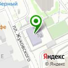 Местоположение компании Детская художественная школа №3 им. А.И. Корзухина