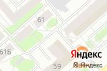 Схема проезда до компании Почтовое отделение №137 в Екатеринбурге