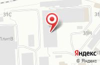 Схема проезда до компании Внешэкономпрод в Екатеринбурге