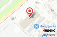 Схема проезда до компании Урал-Прогресс в Екатеринбурге