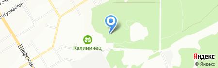 Бодрость на карте Екатеринбурга