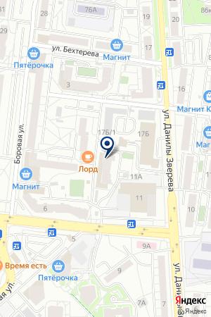 УГМК-Медицина на карте Екатеринбурга