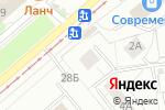 Схема проезда до компании Знак качества в Екатеринбурге