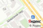 Схема проезда до компании Сеть киосков по продаже фруктов и овощей в Екатеринбурге