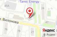 Схема проезда до компании Инструментальщик в Екатеринбурге