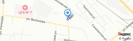 LedMaster на карте Екатеринбурга