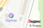 Схема проезда до компании ЭкоПром-Урал в Екатеринбурге
