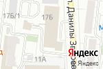 Схема проезда до компании Герметик 66 в Екатеринбурге