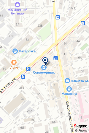 САЛОН СОТОВОЙ СВЯЗИ МТС на карте Екатеринбурга