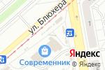 Схема проезда до компании Мон Амур в Екатеринбурге
