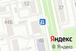 Схема проезда до компании СтройЦентр в Екатеринбурге