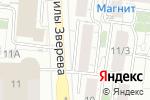 Схема проезда до компании МаслоМаркет в Екатеринбурге