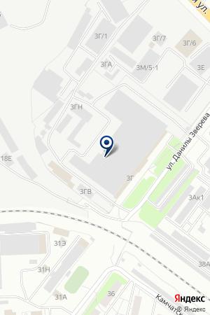Торговая Компания ПромСнаб на карте Екатеринбурга