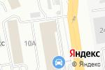 Схема проезда до компании Элвис в Екатеринбурге