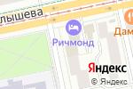 Схема проезда до компании Солар в Екатеринбурге