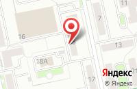 Схема проезда до компании Форум-Книга в Екатеринбурге